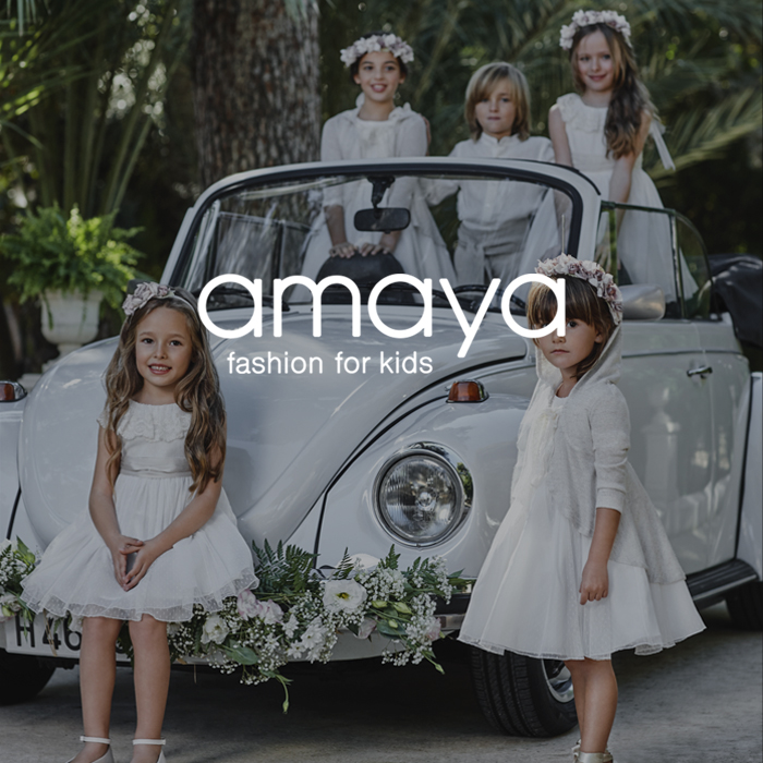 Amaya Fashio for Kids